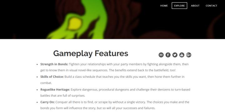 Ephix Media Website