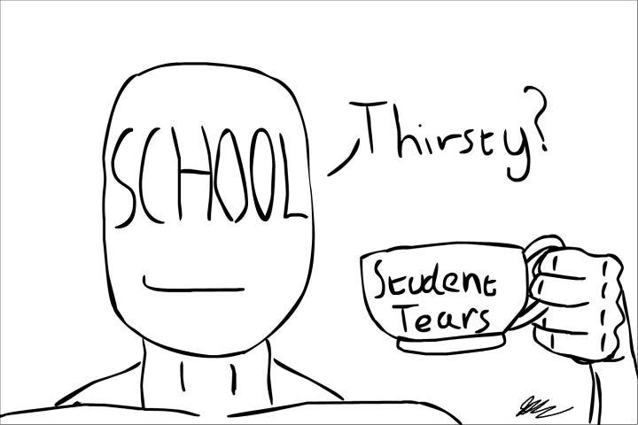 How Finals Week Feels